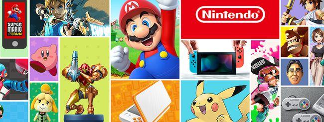 Pioggia di sconti fino all'80% sul Nintendo eShop