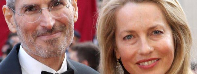 Laurene Powell, parla la vedova di Steve Jobs