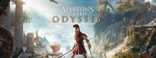 Assassin's Creed Odyssey, ecco il trailer di lancio