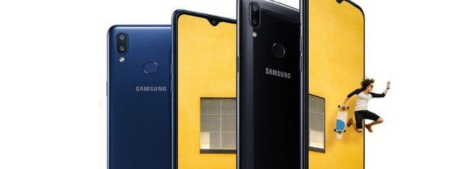 Samsung Galaxy A10s ufficiale: la batteria è super