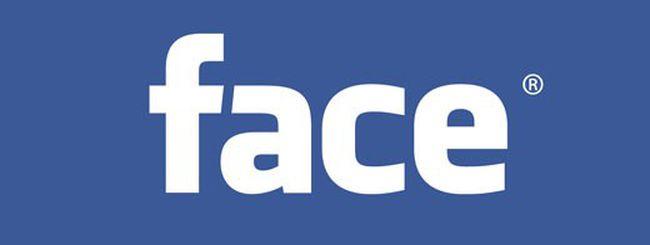 "Facebook registra il marchio ""Face"""
