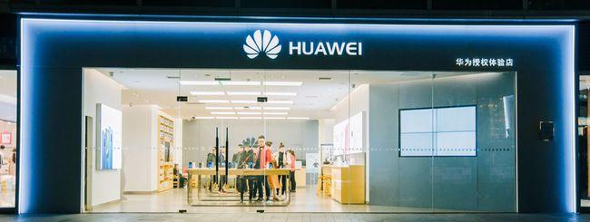 Huawei, licenza temporanea fino al 15 maggio