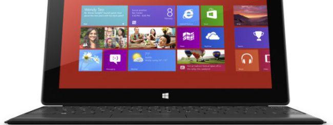 Surface Pro, nuovi driver per la stilo