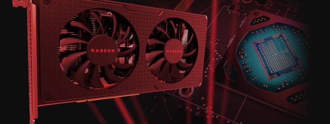 AMD presenta la scheda grafica Radeon RX 590