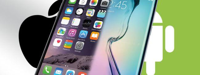 Si passa ad iOS per la migliore esperienza, ad Android per il risparmio