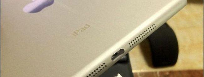 Le foto dettagliate della scocca d'un iPad mini