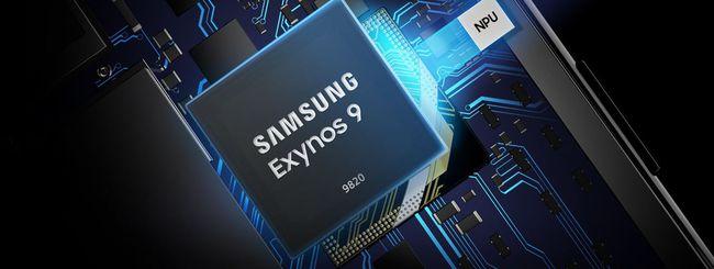Samsung svela Exynos 9820, il SoC del Galaxy S10