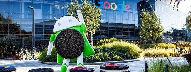 Google rilascia Android 8.1 Oreo Developer Preview