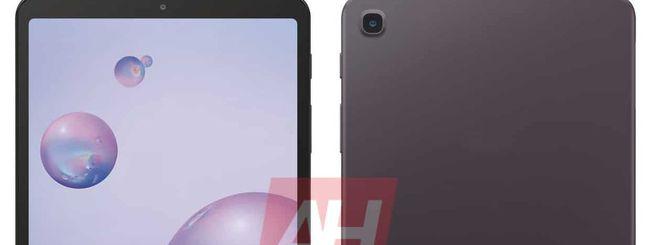 Samsung prepara il lancio del Galaxy Tab A 8.4?