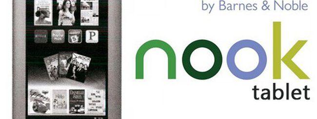 B&N Nook Tablet: prezzo e specifiche hardware