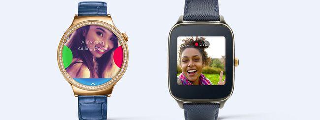 Android Wear, supporto speaker e nuove gesture