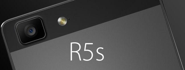 Oppo R5s, update per lo smartphone super sottile