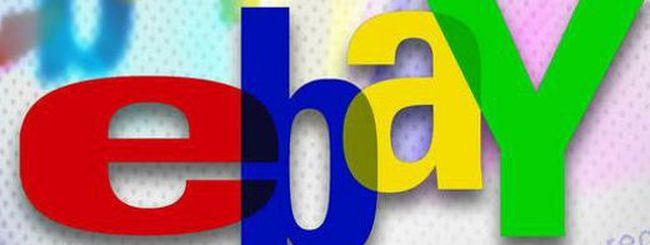 eBay spinge l'hi-tech e i venditori affidabili