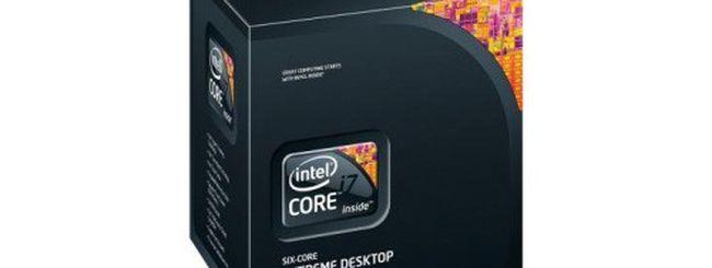 Intel sospende la produzione delle CPU LGA 1366 e 1156