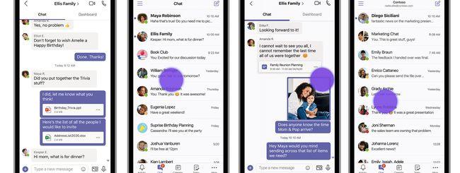 Microsoft Teams apre agli utenti consumer