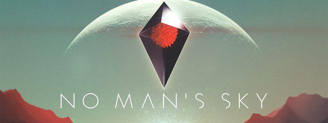 No Man's Sky: inizia il viaggio