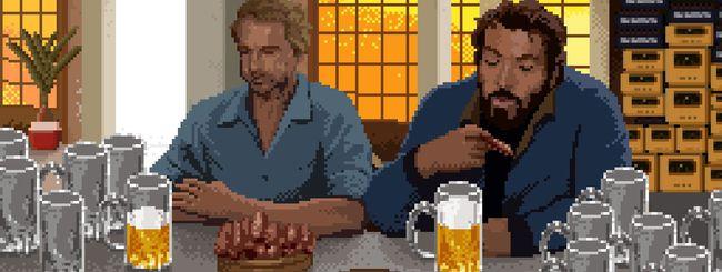 Il gioco di Bud Spencer e Terence Hill