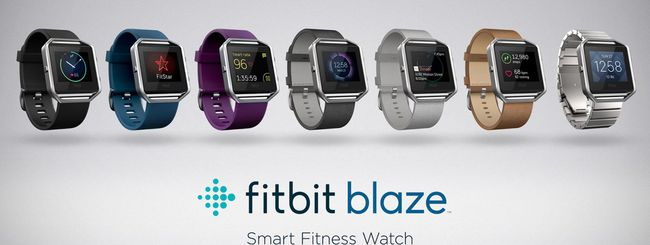 CES 2016: Fitbit Blaze, smartwatch per il fitness