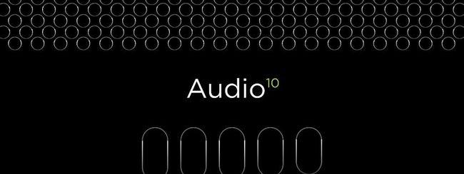 HTC 10 con nuovi altoparlanti BoomSound?