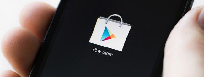 Play Store segnala le app contenenti pubblicità