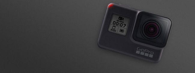 GoPro HERO7, nuova action camera in tre versioni