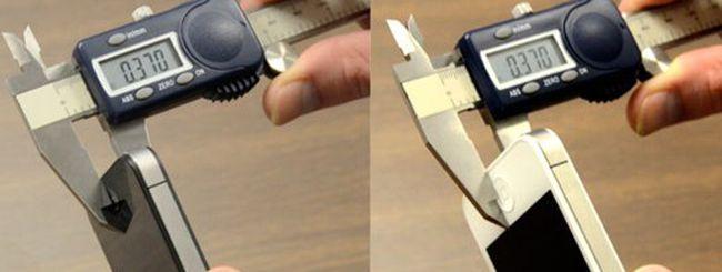 iPhone 4: il nero snellisce