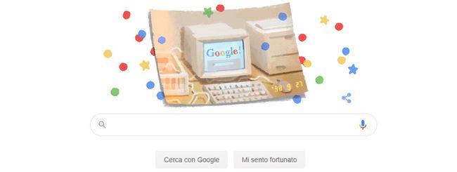 Google compie 21 anni, sconti sui suoi prodotti