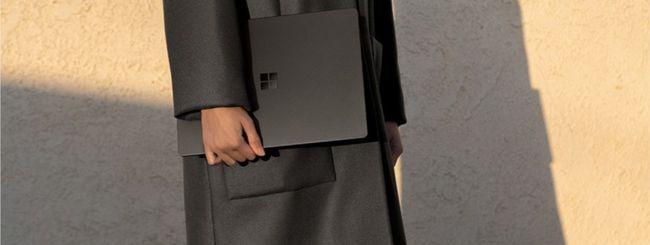 Microsoft Surface Laptop 3 anche da 15 pollici