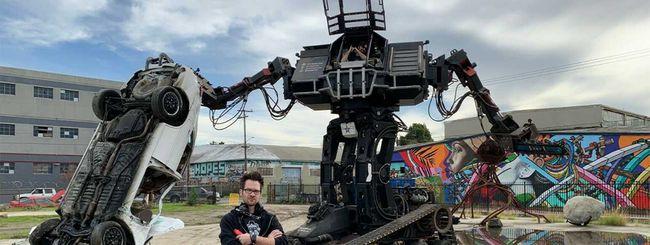 Bancarotta MegaBots, vende robot gigante su eBay