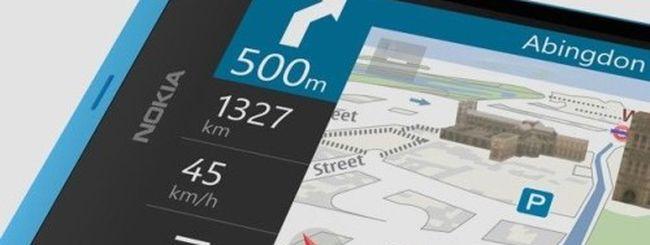 Nokia Drive rimarrà un'esclusiva dei Nokia Lumia