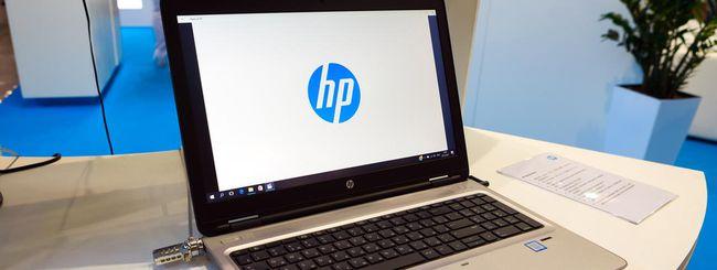 HP installa uno spyware su alcuni PC (update)