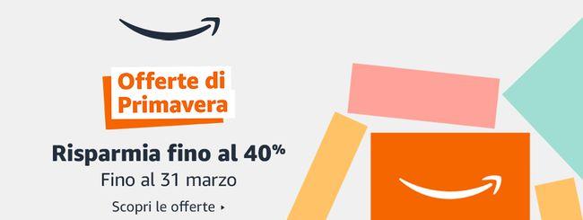 5 smartphone in super offerta su Amazon