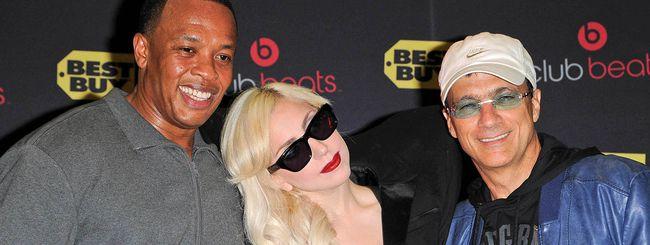 Jimmy Iovine e Dr. Dre di Beats alla WWDC 2014