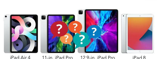 iPad Air 4 o iPad Pro? Guida alla Scelta