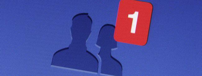 Facebook: molti amici non sono amici