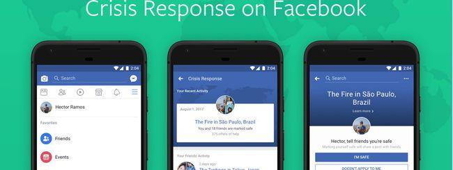 Facebook Crisis Response, hub per la sicurezza