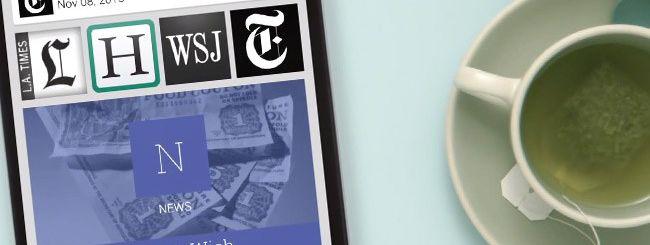 Google Play Newsstand, ecco l'edicola di bigG