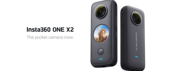 Insta360 lancia la nuova Insta360 ONE X2