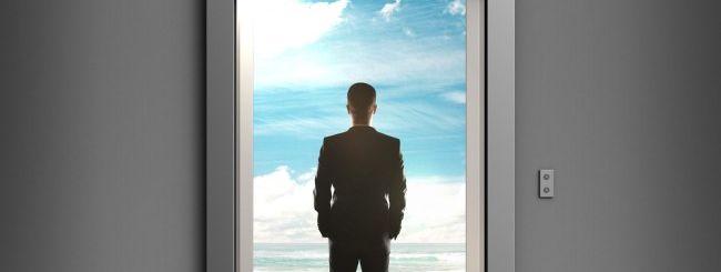 Microsoft progetta uno smart elevator