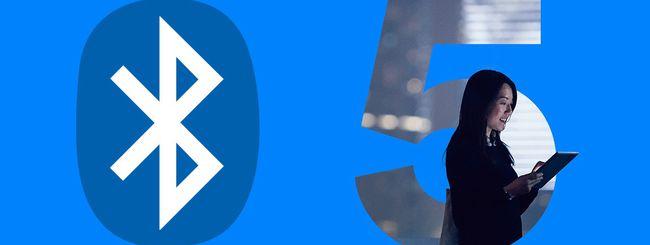 Bluetooth 5 per l'IoT: aumentano velocità e range