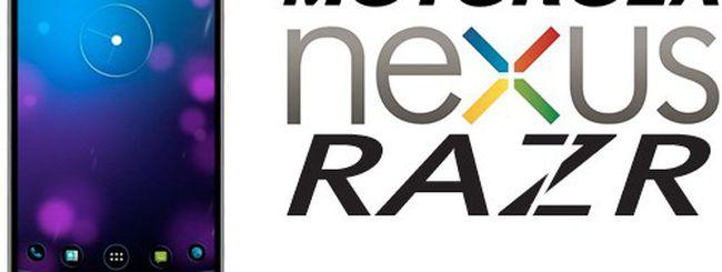 Motorola Nexus RAZR, concept phone con Android 5.0