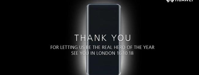 Nuovi Mate 20, Huawei stuzzica Apple