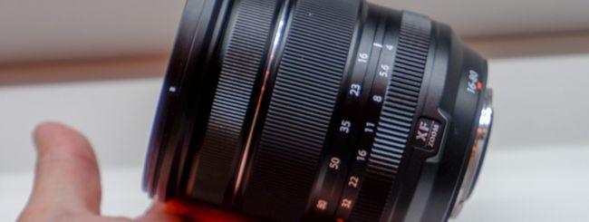 Novità Fujifilm: la nuova roadmap per gli obiettivi dedicati alla serie X