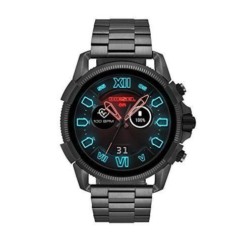 Diesel Smartwatch Uomo con Cinturino in Acciaio Inox