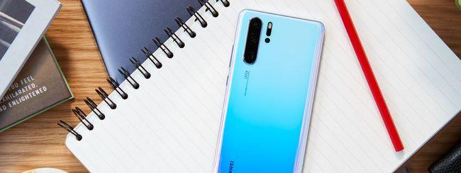 Huawei rimborsa 100 euro per ogni P30 acquistato