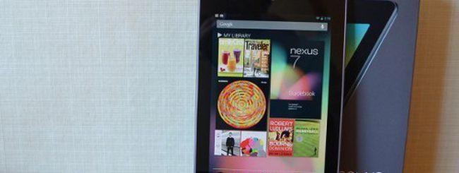 Nexus 7, tanti pre-ordini per il tablet di Google