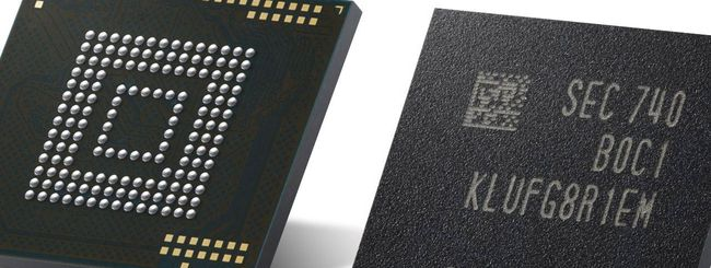 Galaxy S10, primo smartphone con storage UFS 3.0?