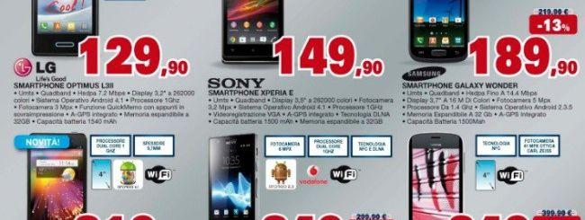 Volantino Unieuro: Nokia 808 PureView a 349 euro