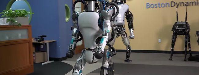 Boston Dynamics presenta il nuovo robot Atlas