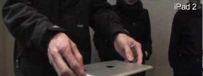 Se il nuovo iPad cade per terra